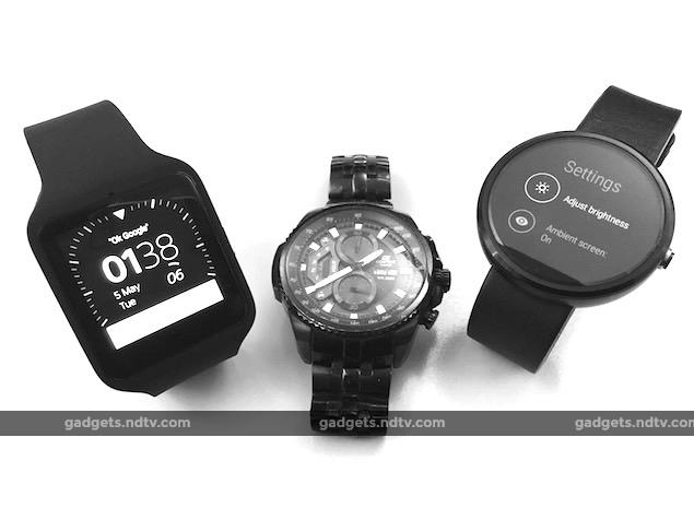 Smartwatches Already Need a Design Renaissance