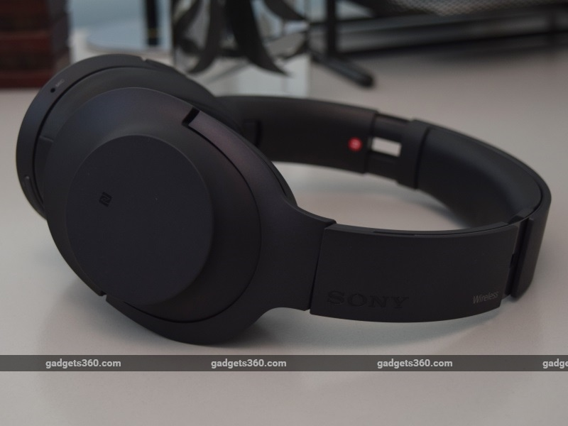 Sony h.ear On Wireless NC (MDR-100ABN) Headphones Review ...