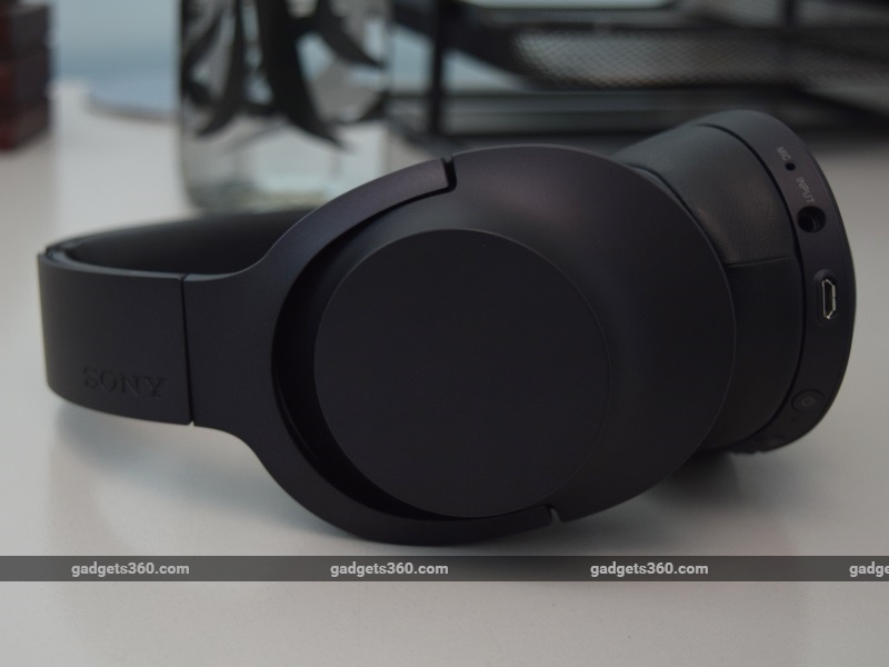 Sony h.ear On Wireless NC (MDR-100ABN) Headphones Review