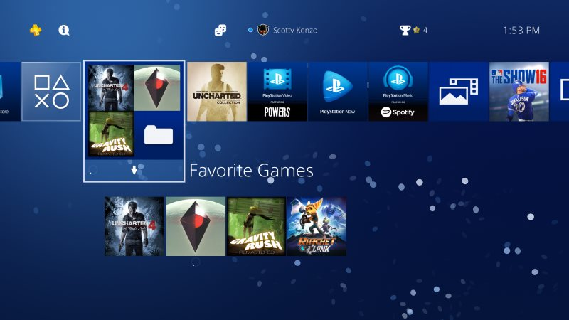 PS4 System Software 4.00 Update to Introduce Long Overdue Features