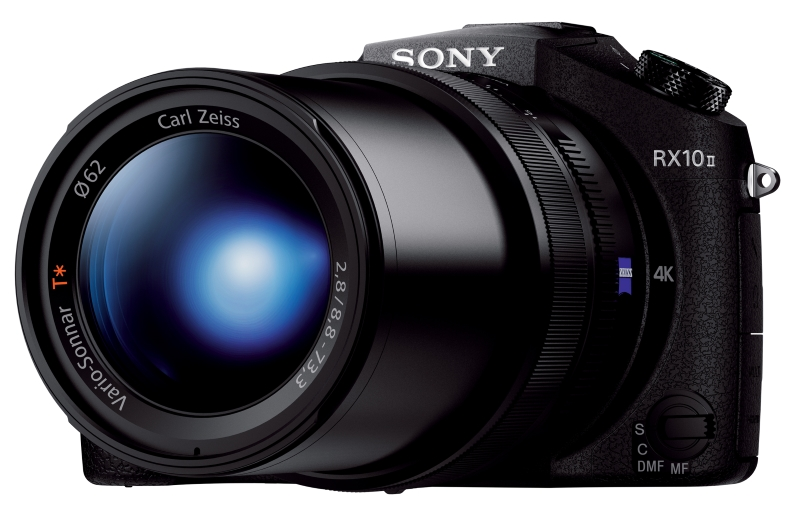 Sony Cyber-shot RX100 IV, Cyber-shot RX10 II Cameras Launched in India