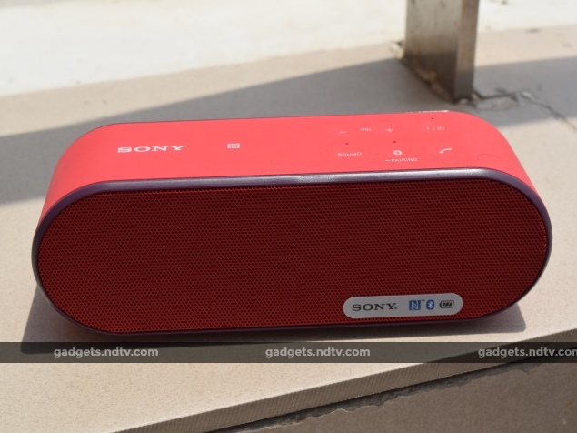 Sony SRS-X2 Review: Small, Bright and Average