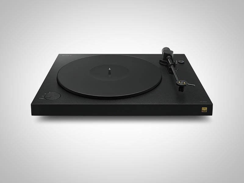 Sony Unveils New Turntable at CES 2016, and It Has Its Own App