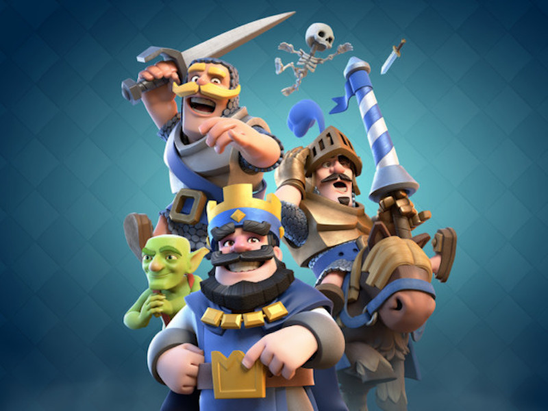 Clash of Clans Developer Supercell Releases New Game, Clash Royale