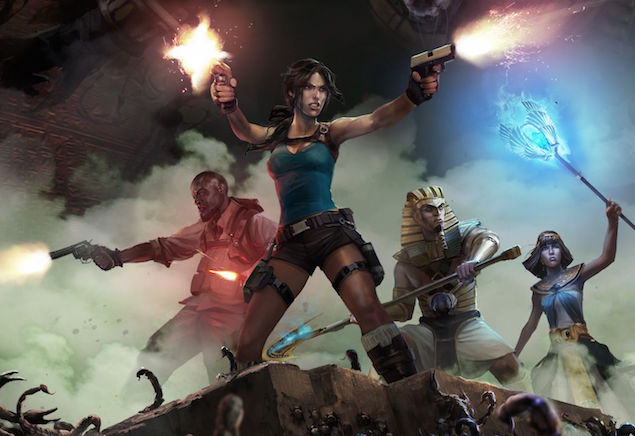 Lara Croft and the Temple of Osiris Review: Bring Your Friends