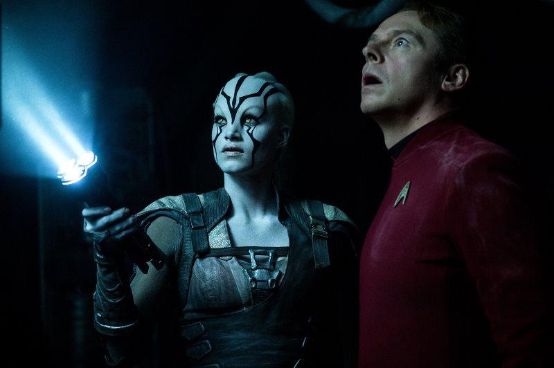 Star Trek Beyond: Simon Pegg Talks About His Writing Experience
