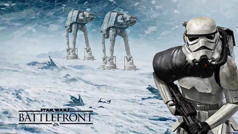 Star Wars Battlefront Beta Is Best Played on the PC