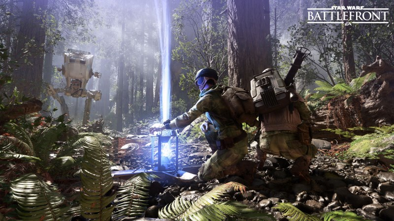 Star Wars Battlefront Bespin Expansion and New Content Detailed