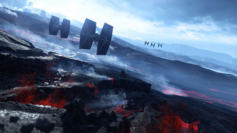 Star Wars Battlefront DLC to Stay Away From 'The Force Awakens'