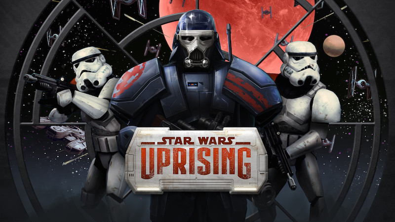 Star Wars: Uprising for Android and iOS Is a Prequel to Force Awakens