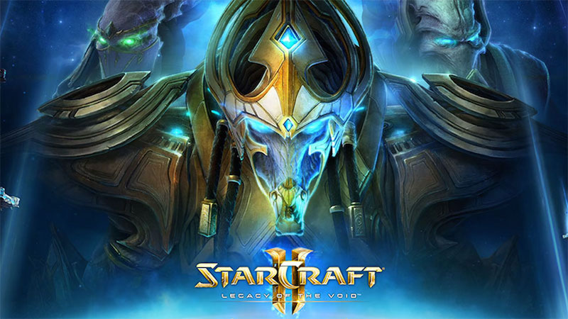 StarCraft II Is Going Free-to-Play