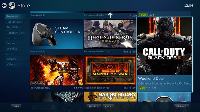 Steam Winter Sale Begins Tuesday, Tips PayPal Email