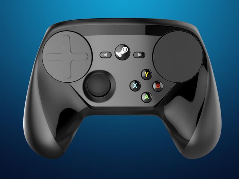 Valve Now Lets You Make Your Own Steam Controller ...Valve Console Controller
