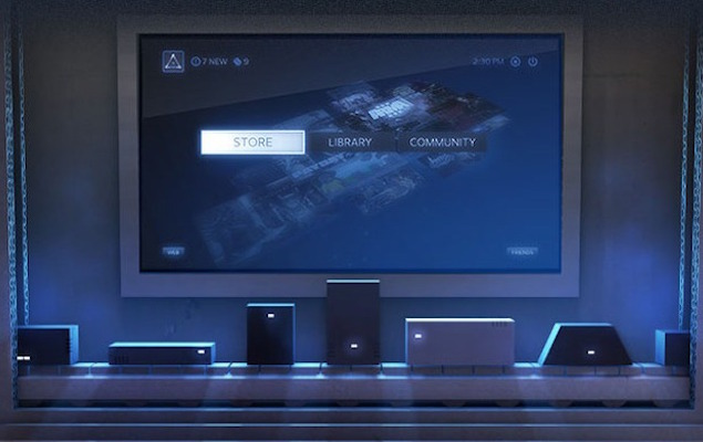 Valve quietly dials back Steam Machine presence on Steam
