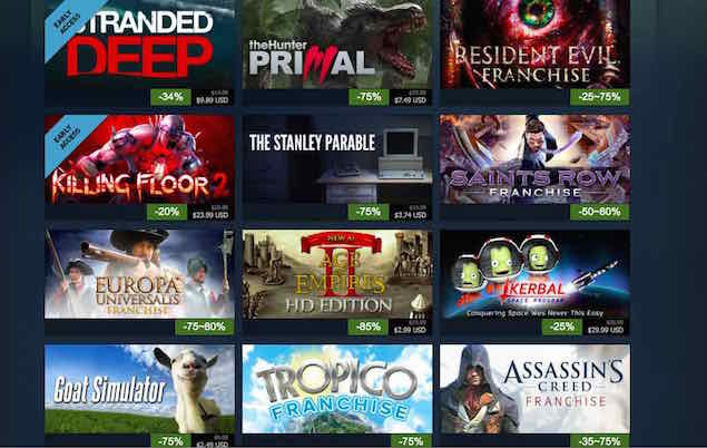 Steam Summer Sale Day Nine Picks - Assassin's Creed, Resident Evil, and More