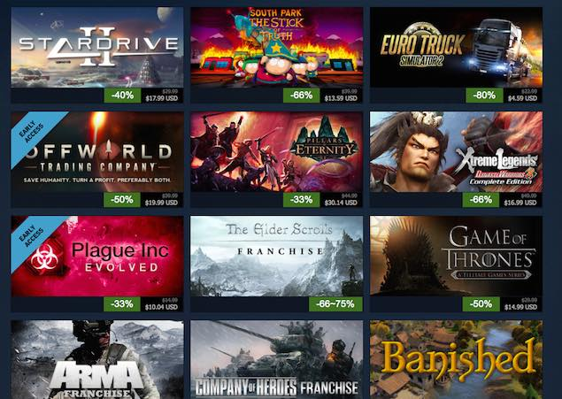 Steam Summer Sale Day Seven Picks - Game of Thrones, Metal Gear Solid, and More