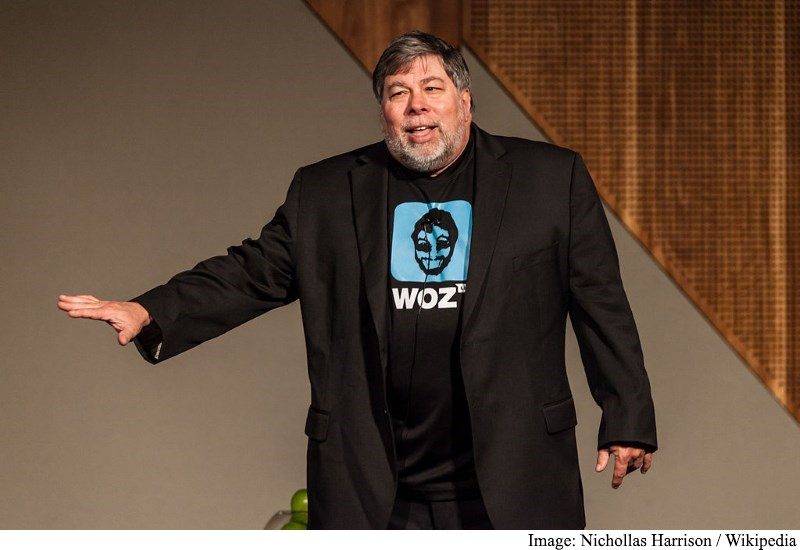 Apple Co-Founder Steve Wozniak on Cook, FBI, Tesla, and His Life