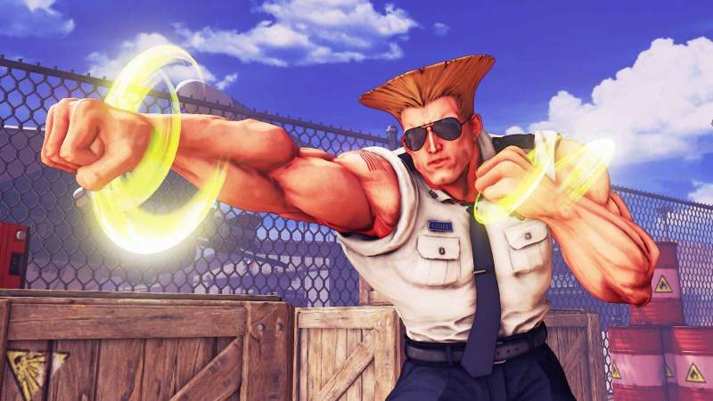 Street Fighter V April Update Will Bring Back Guile; Add Rage-Quit Penalty