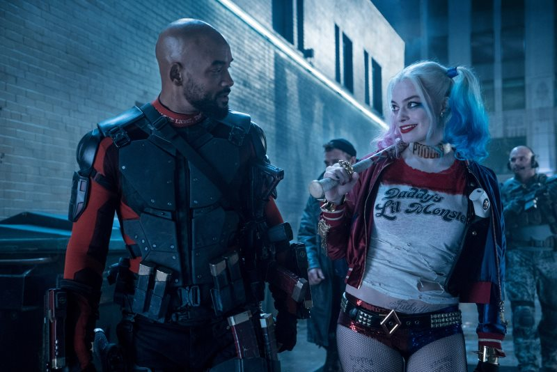 suicide squad will smith margot