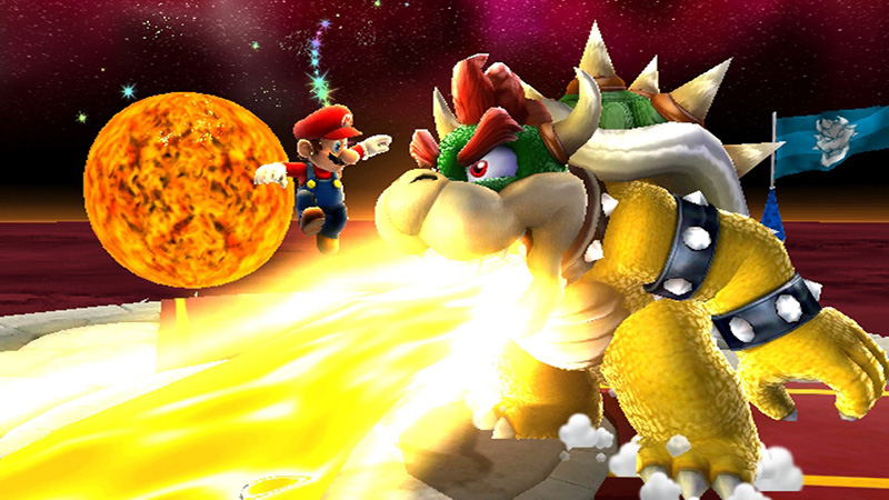 Super Mario Galaxy Now Available on Wii U