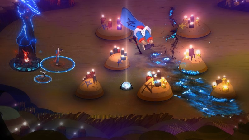 Pyre Is the Next RPG From Supergiant Games