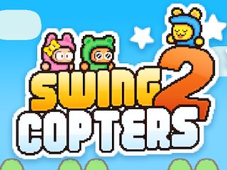 Flappy Bird Creator Dong Nguyen Launches Swing Copters 2