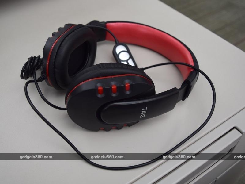 TAG USB-400 Headphones Review