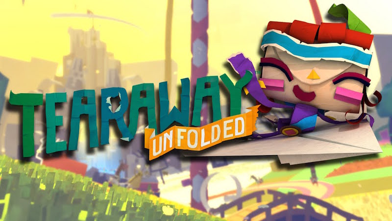 PS4 Exclusive Tearaway Unfolded Not Coming to India