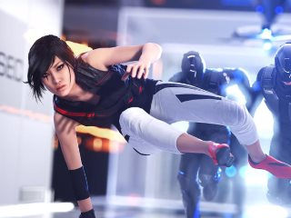 The Weekend Chill: Mirror's Edge Catalyst, Anomalisa, and More