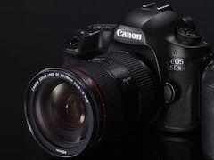 Canon EOS 5DS, EOS 5DS R DSLR Cameras Launched With 50.2-Megapixel Sensors