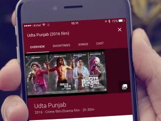 Google Tailors Search for Indian Cinema With Rich, Contextual Cards