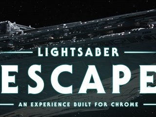 Your Phone Is a Lightsaber in This New Game From Google