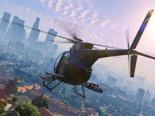 GTA V in VR Is Coming From Enthusiasts