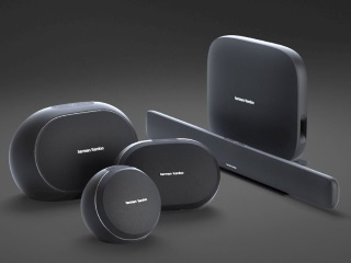 Harman Kardon Gets Into Multi-Room Audio at CES 2016 With Omni+ Speakers