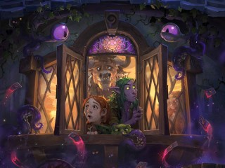 Blizzard Announces Big Hearthstone Expansion - Whispers of the Old Gods