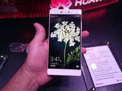 Huawei P8, P8max, P8lite, Talkband B2: First Impressions