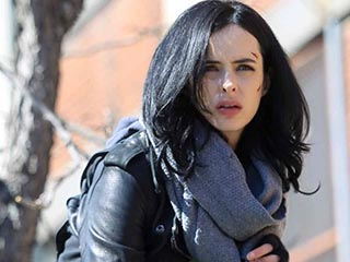 Marvel's Jessica Jones Renewed for a Second Season on Netflix