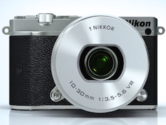 Nikon 1 J5 Mirrorless Camera With 4K Video Support Launched