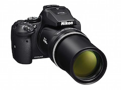 Nikon D7200 DSLR Camera, Coolpix P900 With 83x Zoom Lens Launched