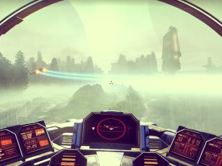 No Man's Sky Xbox One Release Date and Multiplayer Announced