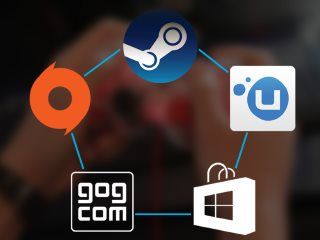 Steam vs Origin vs Uplay vs GOG vs Windows Store - A Definitive Guide