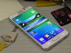 Samsung Galaxy Alpha to Also Receive Android 5.0 Lollipop Update
