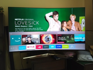 Samsung SUHD 65KS9000 HDR LED TV Review