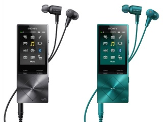 Sony Launches Colourful Walkman A26 at CES 2016
