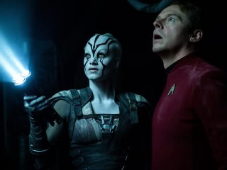 Star Trek Beyond: Simon Pegg Talks About His Writing Experience