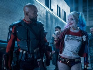 Suicide Squad Has Repartee, Neon Hues, Rock Hits but Nothing New