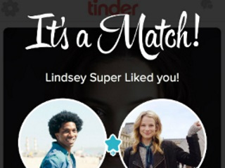 Tinder Now Lets You Swipe Up to 'Super Like'