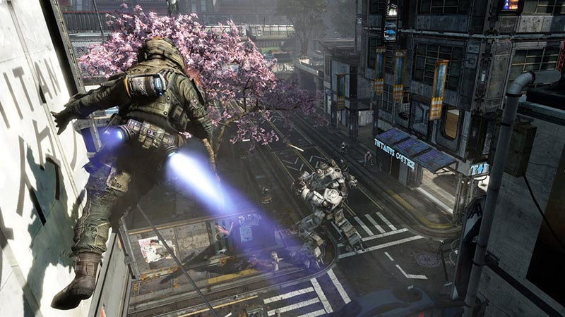 Titanfall Creator Respawn Hiring for Sequel and a New Game