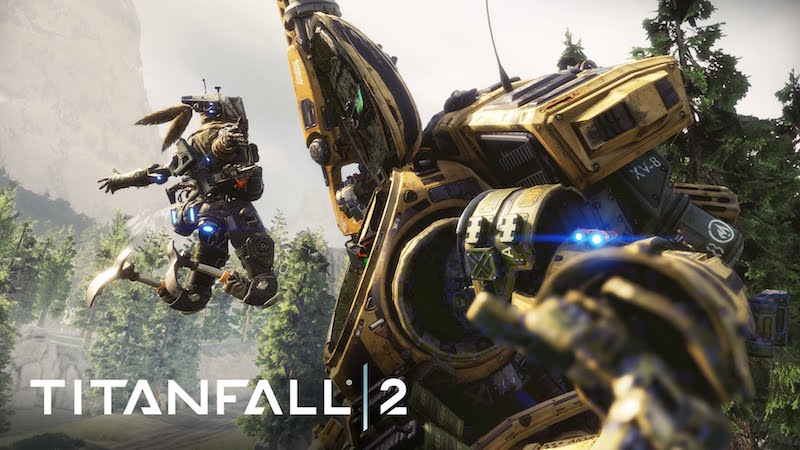 Titanfall 2 Open Multiplayer Tech Test Is the Best Advertisement for the First Game