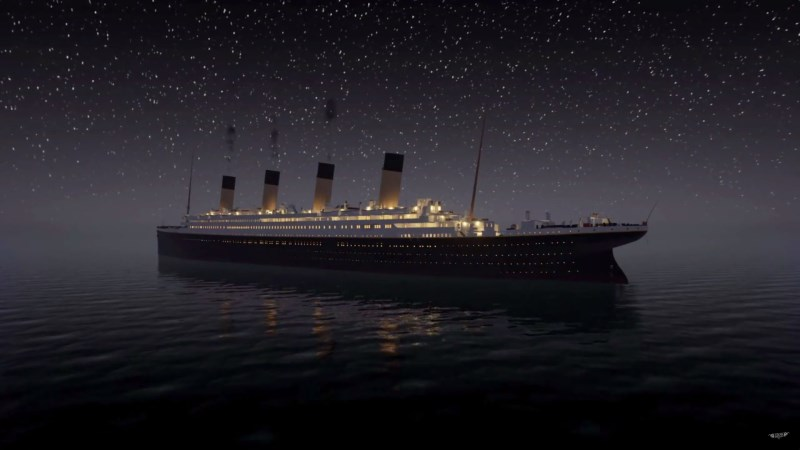 A Recreation of the Titanic Sinking in Real-Time Is a Gruelling Watch